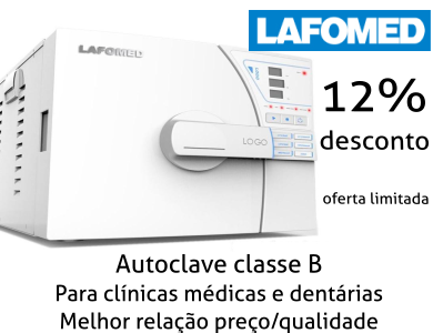 Autoclave Lafomed classe B