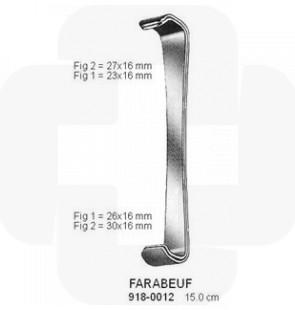 Afastador Farabeuf 15cm 18.012 Omega