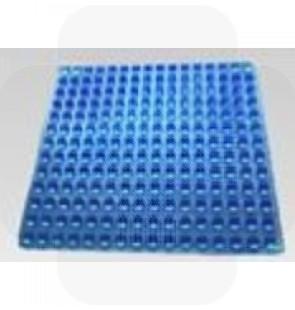 Almofada anti-escara gel bolas 40x41x1,8 cm - 1840