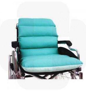 Almofada silicónica anti-escara p/ cadeira de rodas