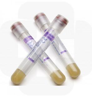 Tubo BD Vacutainer® PPT™ Plasma Preparation Tube (16x100mm / 8,5ml) cx.100