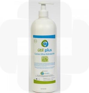 Creme Ultra Hidratante 10% ureia Útil plus 1L