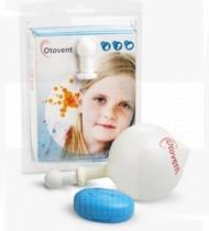 Dispositivo de tratamento para Otites-Otovent