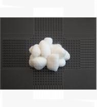 Bolinhas de algodão 3mm cx900