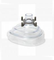Máscara facial de anestesia com aroma de cereja, tamanho 0, recém-nascido, 15M cx 35