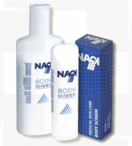 Creme anti-fricção Naqi 500mL