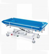 Maca de banho c/sistema de elevação hidráulico EPOXY 1860x700x(430 a 850mm) altura regulável 73kg