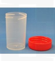 Contentor urina n/esterilizado 60mL tampa roscada