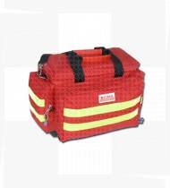 Saco de emergência Smart Polyester 45x28x28 cm Red