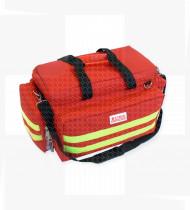 Saco de emergência Smart Polyester 55x35x32cm red