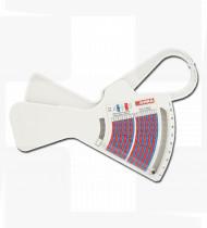 Medidor prega cutânea 10g/mm2 FAT-1