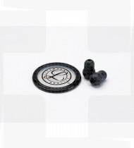 Kit de peças sobresselentes para estetoscópio 3M Littmann, Master Classic-preto