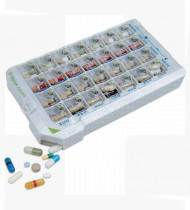 Caixa organizadora semanal de comprimidos Pilbox Classic