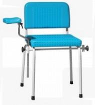 Cadeira Inox para recolha de sangue 6775