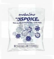 Saco/compressa de gelo instantâneo PE 14x18cm