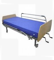 Colchão hospitalar viscoelástico - capa BioPruf 190 x 90 x 12cm