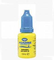 Iodopovidona solução cutânea dérmica 10mL 100mg/mL