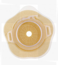 PLACA STANDARD ALMARYS TWIN+ COLOSTOMIA 2 PEÇAS 40MM CX 10