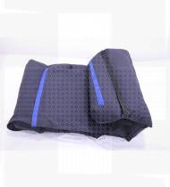 Almofada anti-escara assento e encosto p/cadeira de rodas
