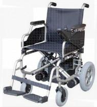Cadeira de rodas elétrica Azteca preta 44