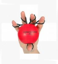 Bola exercício mãos Handmaster vermelho – médio