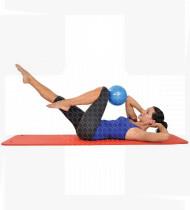 Bola soft Overball 26cm para pilates