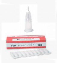 Agulha Mesoterapia 27G 4 X6mm cx100