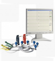 Ecg c600 CardioPoint - gestão dados para pc