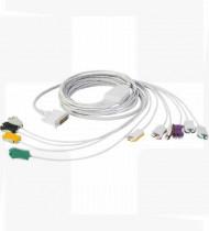 Acessório cabo de paciente ergonómico p/ecg