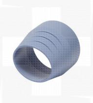 Acessório bocal de plástico reutilizável p/espirómetro btl-08