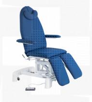 Cadeira de podologia elétrica 62x188cm fixa