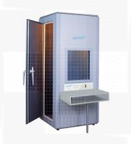 Cabine de Audiometria S40 - D (85x72x187 cm)