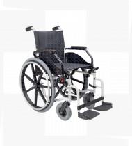 Cadeira de rodas Ibera pneus maciço