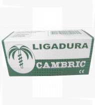 LIGADURA DE PANO 5X10CM CX36