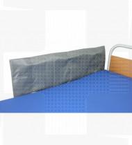 Capa protetora de grade de cama hospitalar basic simples 146x42cm