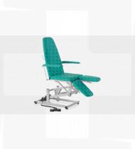 Cadeira de podologia elétrica sem função Trendelemburg