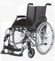 Cadeira de rodas EV Extraligt 42 cinza