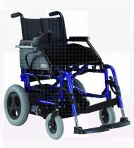 Cadeira de rodas elétrica Evolution azul 42