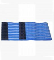 Cinta elástica azul largura: 5cm comprimento: 60cm