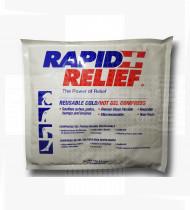 Compressa de frio quente Rapid reutilizável 10 x 15cm