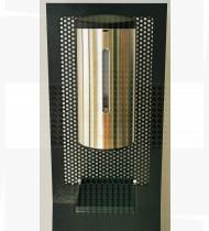 Doseador com sensor de proximidade e suporte vertical