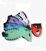 Colar cervical de emergência kit 3 peças Tam. S/M/L