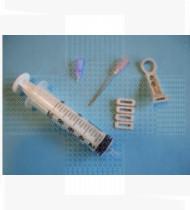 Kit de mesoterapia para pistola 4 e 5, cx100