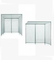 Painel gaiola standard 2 x 1mt (8 painéis)