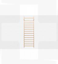 Espaldar simples em madeira 800x2500mm