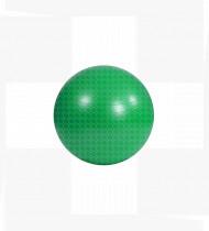 Bola Gym Ball 55cm verde  c/bomba p/encher