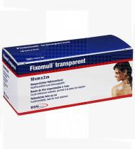 Adesivo Fixomull transparente 10cmx2m