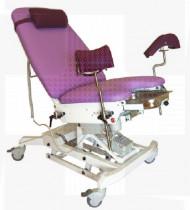 Cadeira ginecológica série VII - 4 motores