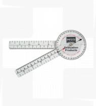 Goniómetro plástico 0 a 360º 20cm
