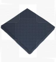 Almofada anti-escara QuadTech Ergo premium viscoelástica impermeável  p/cadeira de rodas 40x40x7 cm